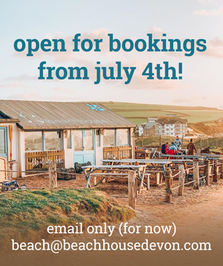 Open from the 4th July
